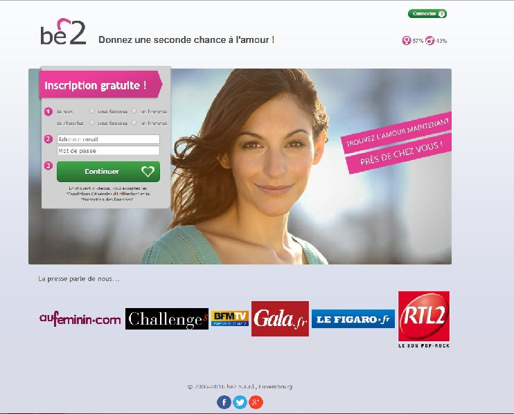 Be2 site de rencontre