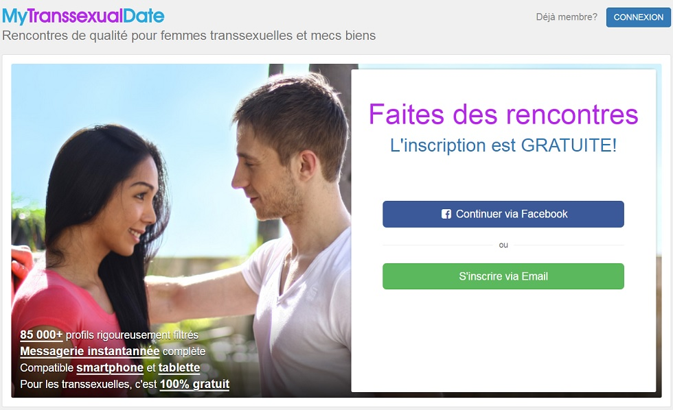 My dates site de rencontre