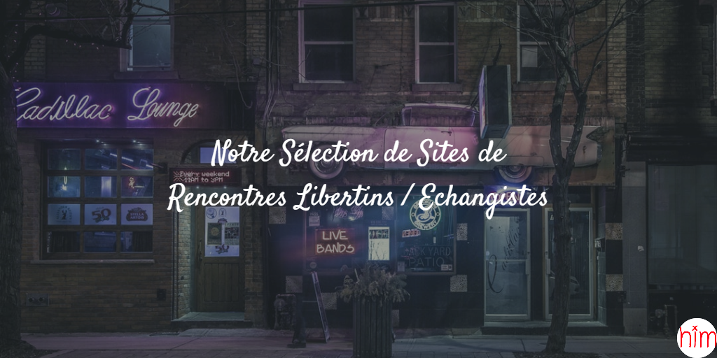 Sites de rencontres 2018